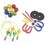 Outdoor Entertaining - Yard Games Set of 3