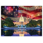 Toys & Games - Land of the Free Puzzle, 1,000 pieces