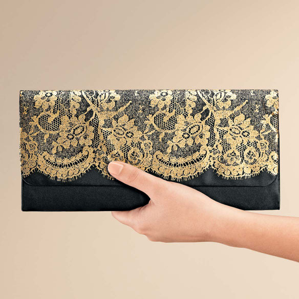 Clutch Purse - View 1