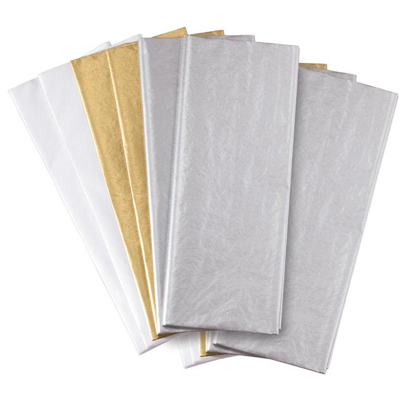 Basic Tissue Paper - Set of 46