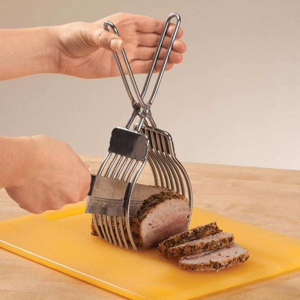 Meat Slicing Tongs