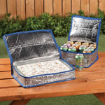 Outdoor Entertaining - Foil Insulated Carriers