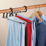 Clothes Care - 5-in-1 Magic Closet Hanger