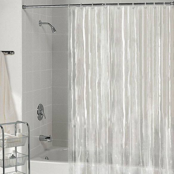 100% PEVA Shower Curtain Liner