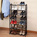 New - Seven Tier Shoe Rack