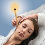 Eye, Ear & Throat - Unscented Beeswax Ear Candles