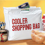 Food Storage - Cooler Shopping Bag