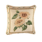 Bedroom Basics - Sunflower Tapestry Pillow Cover