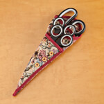 Hobbies - Tapestry Scissors Holder