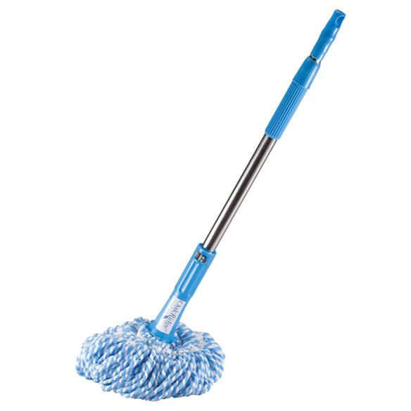 Telescopic Microfiber Twist Mop by OakRidge™