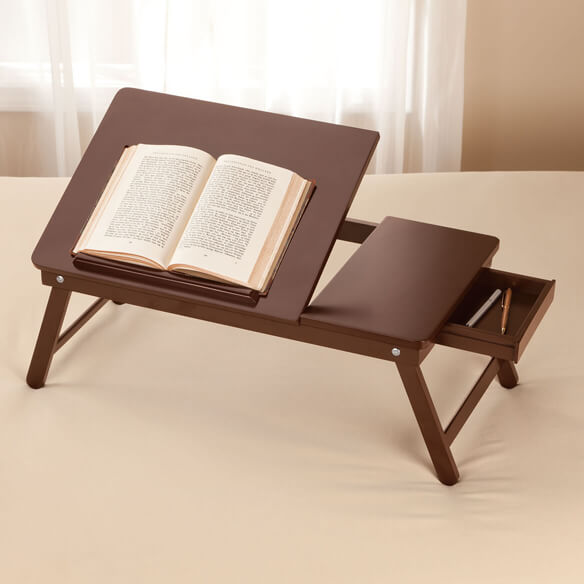 Lap Desk with Storage by OakRidge™