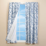 Energy Savers - The Savannah Energy Saving Curtains by OakRidge Comforts™