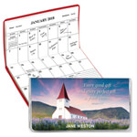 Calendars - Personalized 2 Yr Planner Church in Valley