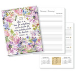 Home Office - Weekly Agenda Planner - A Time for Everything