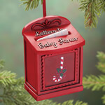 "Ornaments - ""Letters to Baby Jesus"" Ornament"