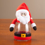 Holidays & Gifts - Personalized Santa Treat Jar