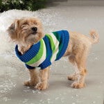 Pets - Striped Dog Sweater