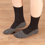Footwear & Hosiery - Reflective Heat Socks, 1 Pair