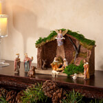 Gifts for All - Nativity Scene, Set of 11