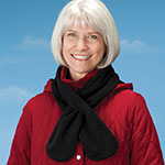 New - Polar Fleece Neck Scarf