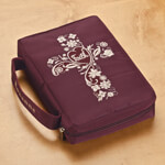 Home Office - Personalized Faith Bible Cover