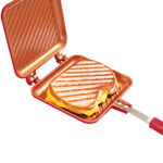 Similar to TV Products - As Seen On TV Red Copper Flipwich™