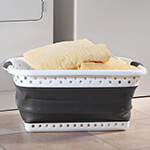 Clothes Care - Collapsible Laundry Basket