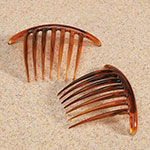 New - French Twist Combs, Set of 2