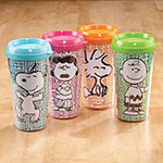 View All Sale - Peanuts® Travel Tumblers, Set of 4