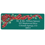 Personalized Labels - Christmas List of Blessings Address Labels Set of 200