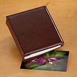 Gifts Under $10 - Leatherette Photo Album