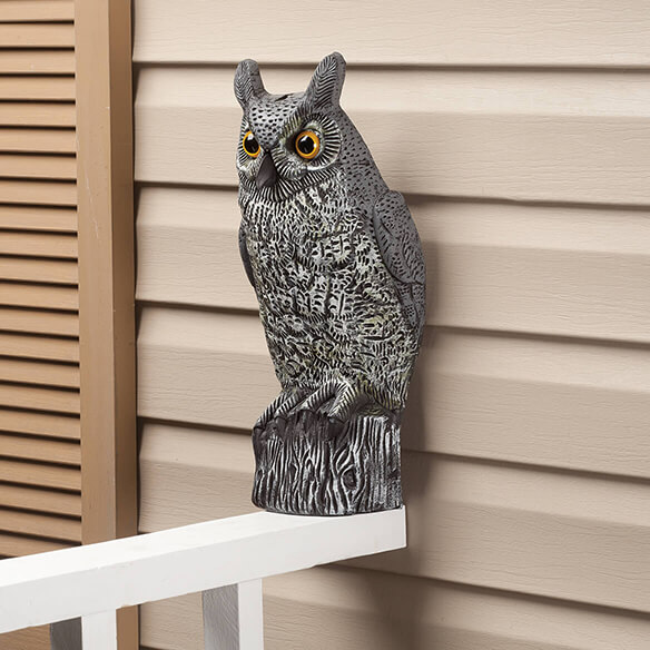 Flush mount Scare Owl by Pest be Gone™