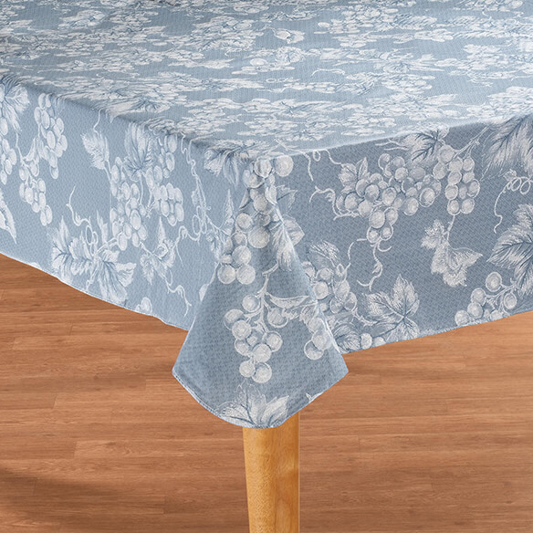 Grape Vine Premium Vinyl Table cover - View 1