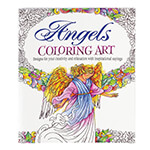 Hobbies - Angels Art Coloring Book