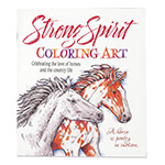 Hobbies - Strong Spirit Coloring Book