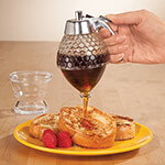 Table Top & Entertaining - Acrylic Honey Syrup Dispenser