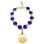 Jewelry Collection - Personalized Birthstone Crystal Bracelet