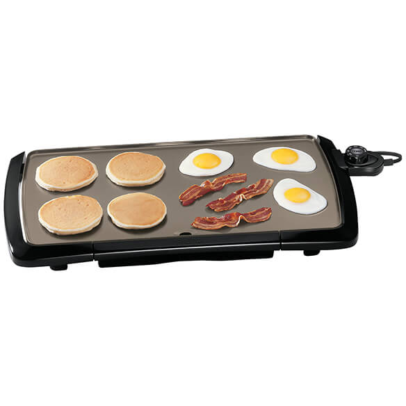 Presto® Cool-Touch Ceramic Electric Griddle