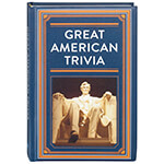 "Father's Day - ""Great American Trivia"" Book"