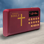 New - As Seen on TV Wonder Bible