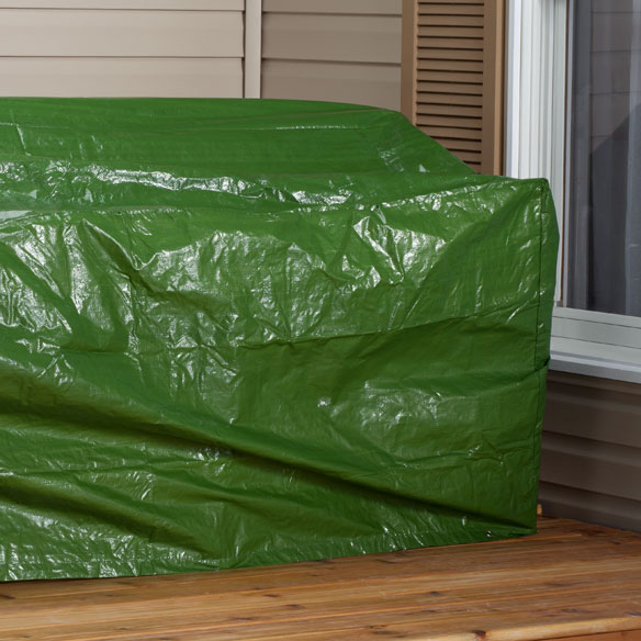 "Patio Glider Cover - 78""L x 33""H x 37""W - View 3"