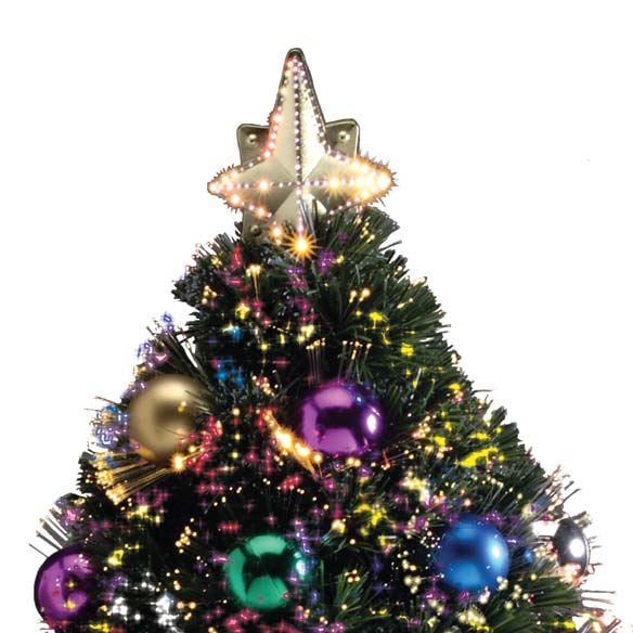Fiber Optic Christmas Tree by Northwoods Greenery™ - View 3