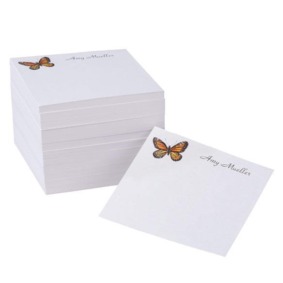 Personalized Memo Cube - Set of 600 - View 5