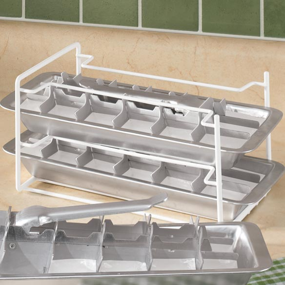 Kitchen Wrap Organizer & Freezer Organizer - View 2