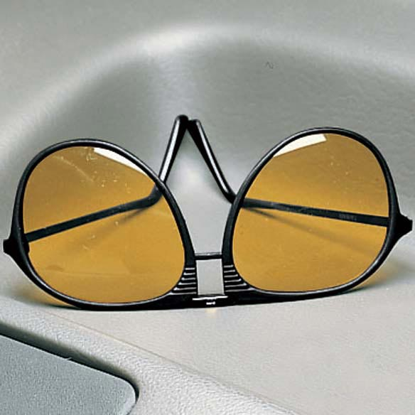 Night Driving Aviator Glasses - View 2