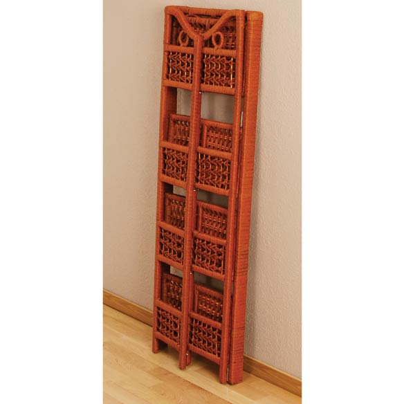 Wicker Shelves - View 2