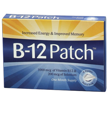 B-12 Patches - View 3