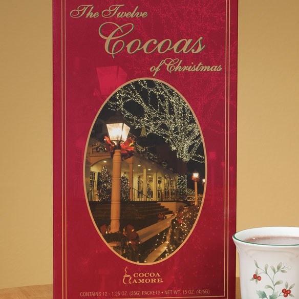 Twelve Cocoas Of Christmas - View 2