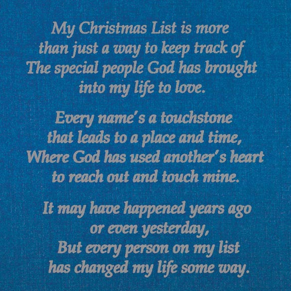 Personalized Religious Christmas Cards - View 3