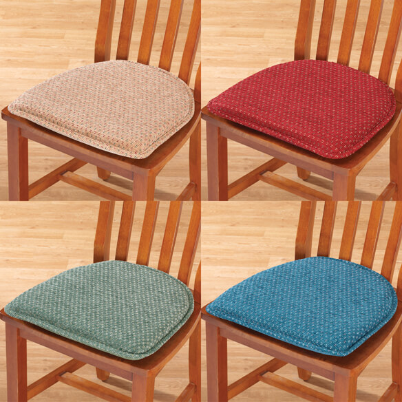 Raindrops Chair Pad - View 2